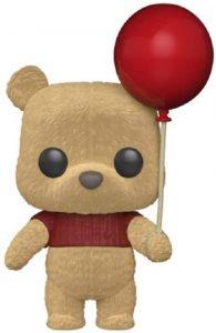 FUNKO POP de Winnie The Pooh flocked de Disney - Los mejores FUNKO POP Flocked con pelo - FUNKO POP especiales Flocked