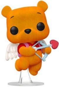 FUNKO POP de Winnie de Pooh Cupido flocked - Los mejores FUNKO POP Flocked con pelo - FUNKO POP especiales Flocked