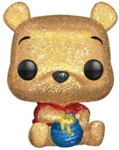 FUNKO POP de Winnie de Pooh Glitter - Los mejores FUNKO POP con purpurina - FUNKO POP especiales Glitter