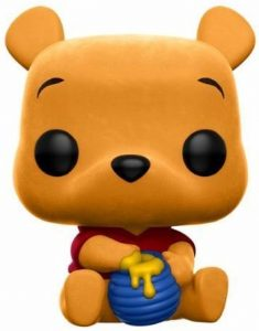 FUNKO POP de Winnie de Pooh flocked - Los mejores FUNKO POP Flocked con pelo - FUNKO POP especiales Flocked