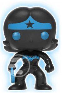 FUNKO POP de Wonder Woman Glow in the Dark - Los mejores FUNKO POP Glow in the Dark - FUNKO POP especiales que brillan en la oscuridad