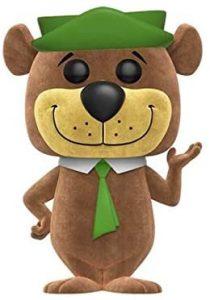 FUNKO POP del oso Yogui flocked - Los mejores FUNKO POP Flocked con pelo - FUNKO POP especiales Flocked