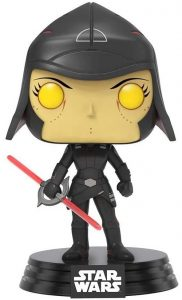 Figura Funko POP de la Séptima Hermana Inquisidora de Star Wars - Los mejores FUNKO POP de Sith - FUNKO POP de Star Wars