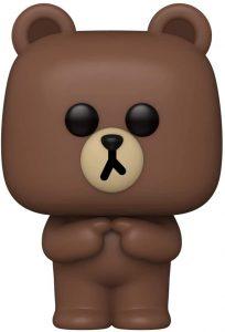Funko POP de Brown de Line - Los mejores FUNKO POP de Line - FUNKO POP de Line