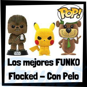 Los mejores FUNKO POP Flocked – Con pelo