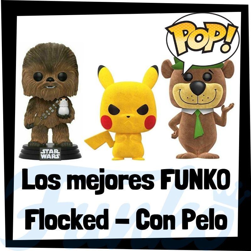 Los mejores FUNKO POP Flocked - Con pelo