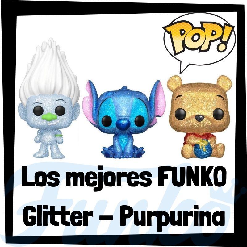 Los mejores FUNKO POP Glitter - Con purpurina