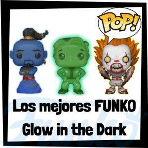 Los mejores FUNKO POP Glow in the Dark – Oscuridad