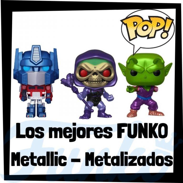 Lee más sobre el artículo Los mejores FUNKO POP Metallic – Metalizados