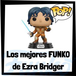 Los mejores FUNKO POP de Ezra Bridger de Star Wars Rebels - Los mejores FUNKO POP de Star Wars - Los mejores FUNKO POP de las Guerra de las Galaxias