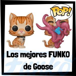 Los mejores FUNKO POP de Goose de Capitana Marvel - Funko POP de Goose de los Vengadores - Funko POP de personajes de Marvel