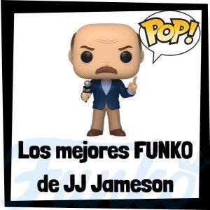 Los mejores FUNKO POP de JJ Jameson - Funko POP del Spiderverse - Funko POP de personajes de Marvel