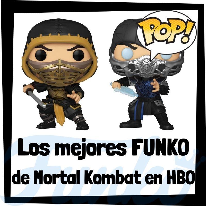 Los mejores FUNKO POP de Mortal Kombat, la película