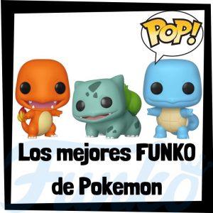 Los mejores FUNKO POP de Pokemon - Funko POP de todos los Pokemon