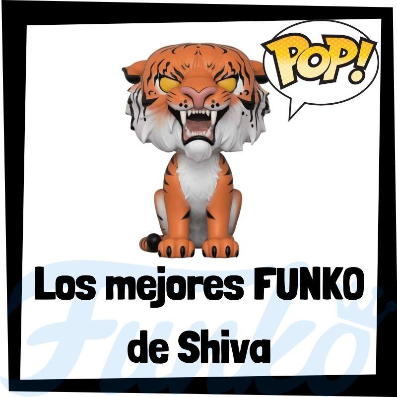 Los mejores FUNKO POP de Shiva de The Walking Dead