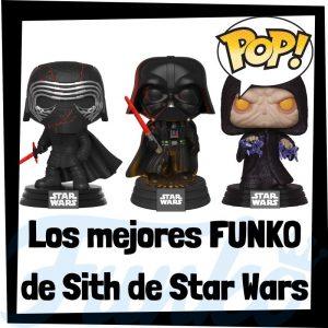 Los mejores FUNKO POP de Sith - Los mejores FUNKO POP de los Sith de Star Wars