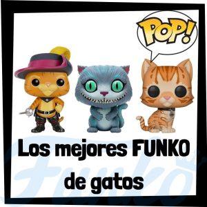 Los mejores FUNKO POP de gatos de animales - Funko POP de gato famoso - FUNKO POP de animales