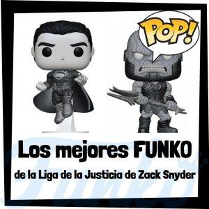 Los mejores FUNKO POP de la Liga de la Justicia de Zack Snyder de DC - Muñecos FUNKO POP de Snyder Cut Justice League de HBO