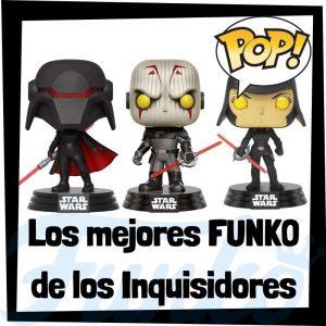 Los mejores FUNKO POP de los hermanos inquisidores - Los mejores FUNKO POP de los Inquisidores de Star Wars - Los mejores FUNKO POP de las Guerra de las Galaxias