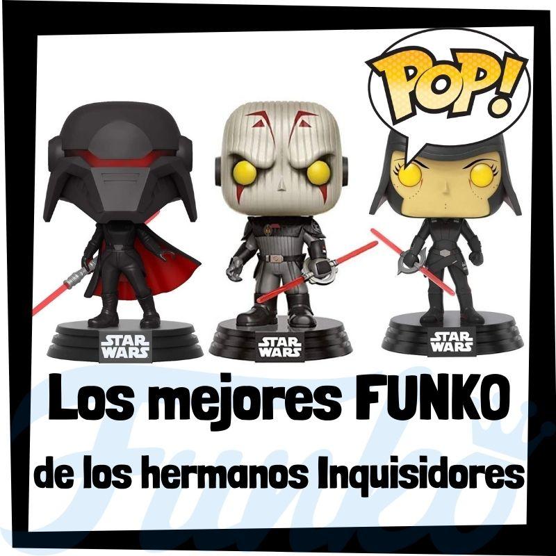 Los mejores FUNKO POP de los Inquisidores