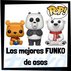 Los mejores FUNKO POP de osos de animales - Funko POP de oso famoso - FUNKO POP de animales