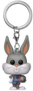 FUNKO POP Keychain de Bugs Bunny de Space Jam 2 - Los mejores llaveros FUNKO POP de Space Jam 2 - A new Legacy - FUNKO POP de Space Jam 2