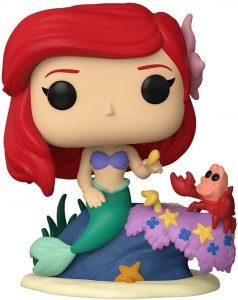 FUNKO POP de Ariel de la Sirenita - Los mejores FUNKO POP de Disney Princess Ultimate - Mejor FUNKO POP de Disney Princess Ultimate