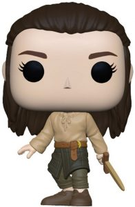 FUNKO POP de Arya Stark - Los mejores FUNKO POP de Juego de Tronos - FUNKO POP de Game of Thrones