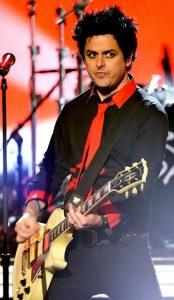 FUNKO POP de Billie Joe Armstrong de Green Day - Los mejores FUNKO POP de Green Day - FUNKO POP de grupos musicales