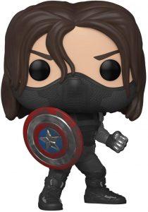 FUNKO POP de Bucky year of the shield - Los mejores FUNKO POP de Winter Soldier