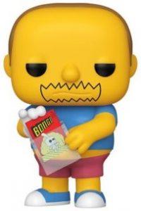 FUNKO POP de Comic Guy de los Simpsons - Los mejores FUNKO POP de los Simpsons