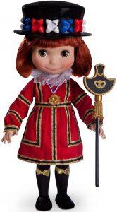 FUNKO POP de England Small World - Los mejores FUNKO POP de Disney Small World - FUNKO POP de Disney