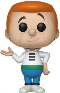 FUNKO POP de George Jetson de los Jetsons - Los mejores FUNKO POP de los Jetsons - FUNKO POP de oso de dibujos animados