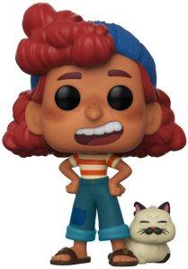 FUNKO POP de Giulia Marcovaldo Machiavelli - Los mejores FUNKO POP de Luca - FUNKO POP de Disney Pixar