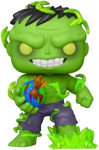 FUNKO POP de Immortal Hulk - Los mejores FUNKO POP de Hulk - FUNKO POP de Marvel