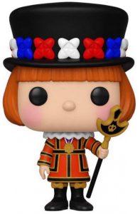 FUNKO POP de Inglaterra de Small World - Los mejores FUNKO POP de Disney Small World