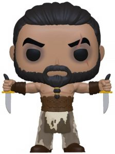 FUNKO POP de Khal Drogo - Los mejores FUNKO POP de Juego de Tronos - FUNKO POP de Game of Thrones
