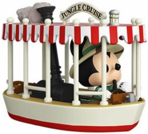 FUNKO POP de Mickey Mouse de Jungle Cruise - Los mejores FUNKO POP de Mickey Mouse - FUNKO POP de Disney