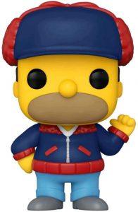 FUNKO POP de Mister Quitanieves - Los mejores FUNKO POP de los Simpsons - FUNKO POP de los Simpsons