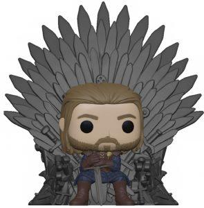 FUNKO POP de Ned Stark en el trono de Hierro - Los mejores FUNKO POP de Juego de Tronos - FUNKO POP de Game of Thrones