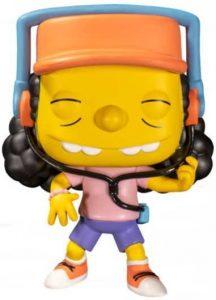 FUNKO POP de Otto de los Simpsons - Los mejores FUNKO POP de los Simpsons