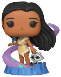 FUNKO POP de Pocahontas de Pocahontas - Los mejores FUNKO POP de Disney Princess Ultimate - Mejor FUNKO POP de Disney