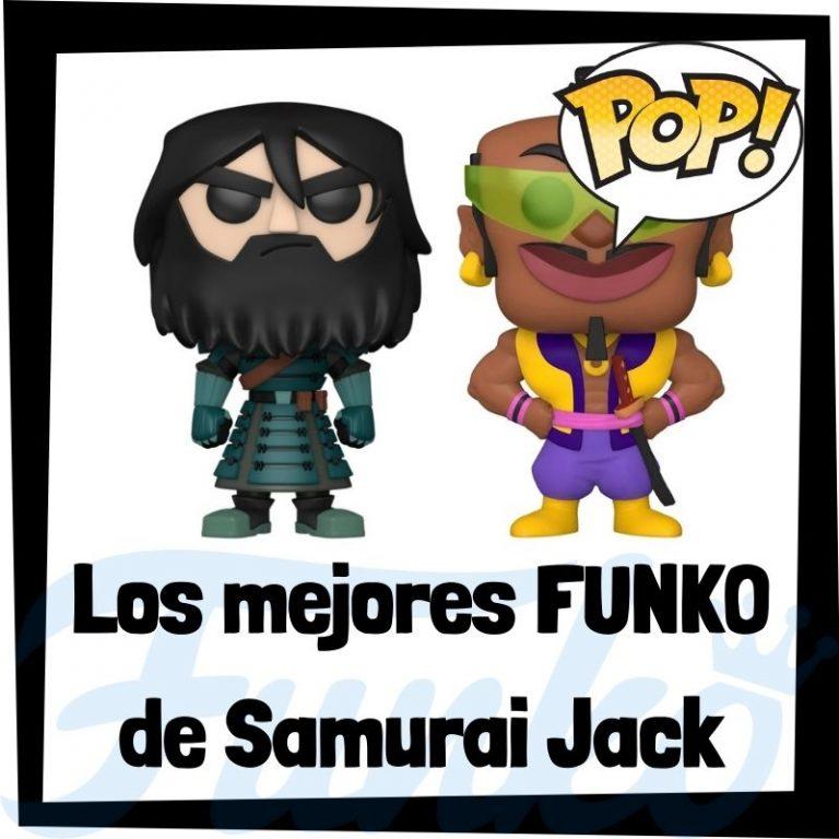 Lee más sobre el artículo Los mejores FUNKO POP de Samurái Jack