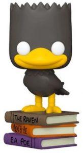 FUNKO POP de The Raven Bart - Los mejores FUNKO POP de los Simpsons