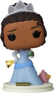 FUNKO POP de Tiana de Tiana y el Sapo - Los mejores FUNKO POP de Disney Princess Ultimate - Mejor FUNKO POP de Disney Princess Ultimate