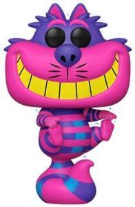 FUNKO POP de gato Cheshire de Black Light Series - Los mejores FUNKO POP de Alicia en el país de las Maravillas - FUNKO POP de Alice in Wonderland Black Light Series