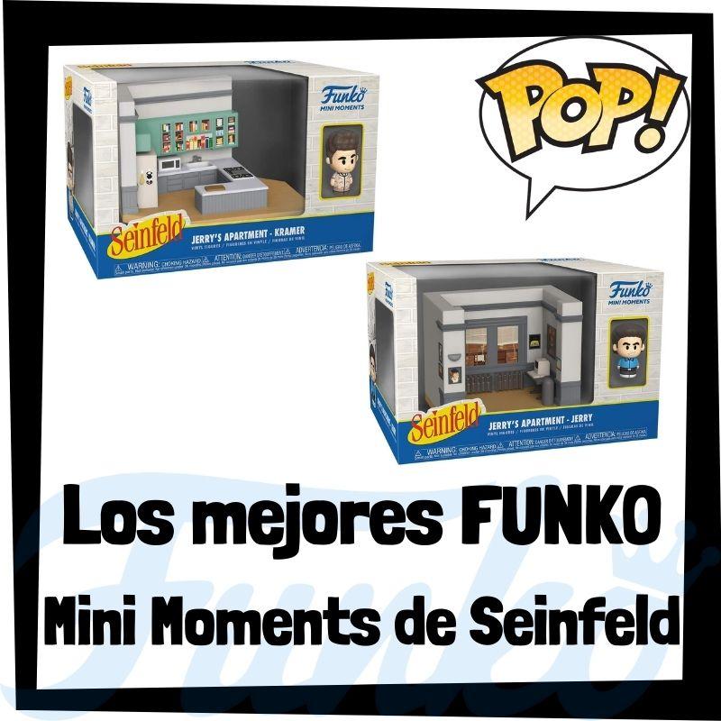 Los mejores FUNKO mini moments de Seinfeld