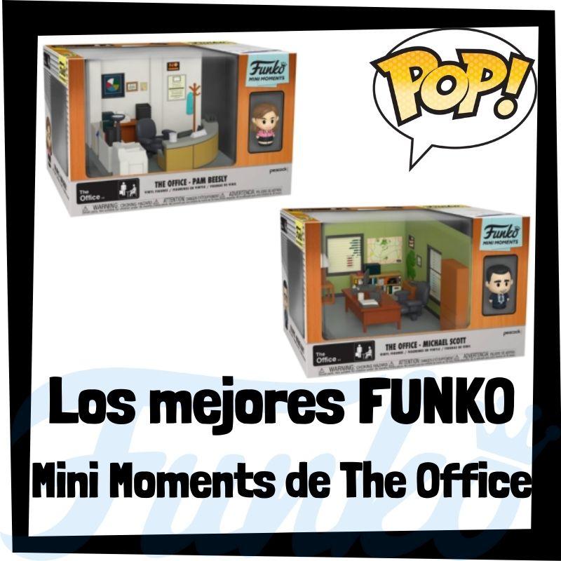 Los mejores FUNKO mini moments de The Office