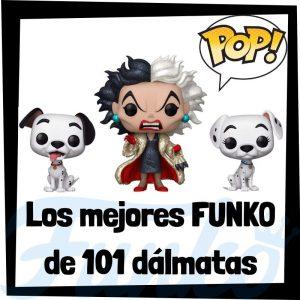 Los mejores FUNKO POP de 101 dálmatas - FUNKO POP de 101 dálmatas