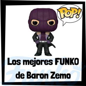 Los mejores FUNKO POP de Baron Zemo - Los mejores FUNKO POP de Zemo - Funko POP de Marvel